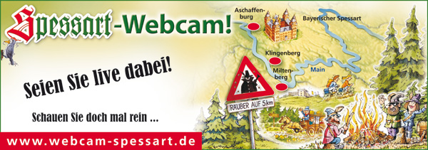 Webcam Aschaffenburg
